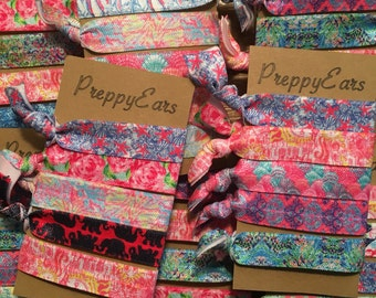 Lilly Pulitzer Hairties