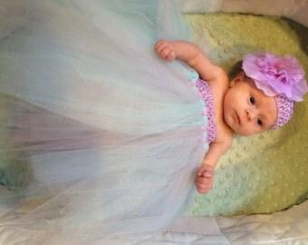 Custom Tutu Dress (toddler sizes)