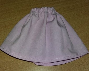 Pastel purple skirt