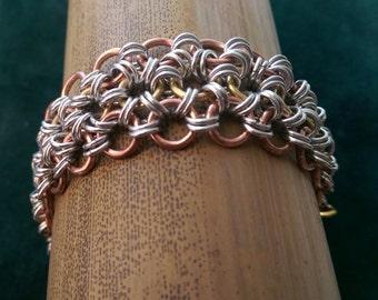 Japanese Chain mail bracelet