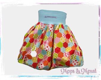Balloon pump skirt desire size colorful