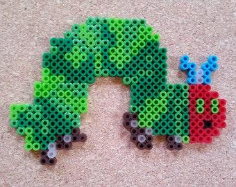Hungry, Hungry Caterpillar perler set