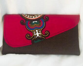 Windhoek 'Crown' Clutch [Popup Sale ends 06/20]