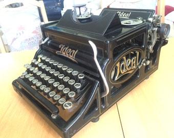 IDEAL Typewriter