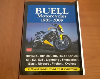 Buell Motorcycles 1985 - 2009