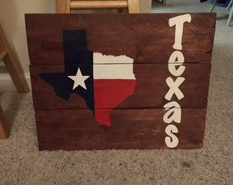 Handmade reclaimed wood signs