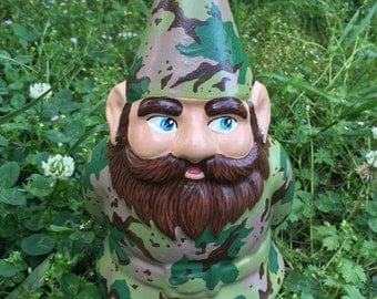 Frank the Combat Gnome