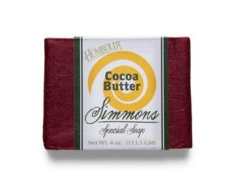 Cocoa Butter Handmade Bar Soap