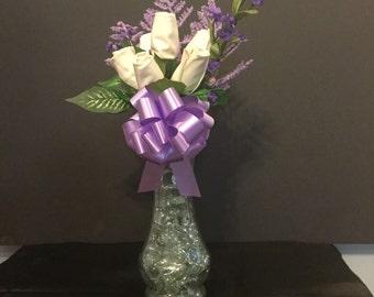Perfectly Purple Fantasy Flower Bouquet