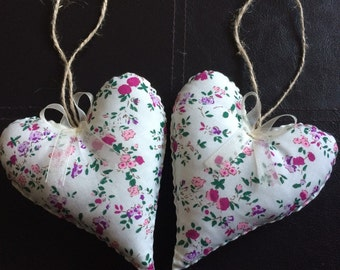 Hanging Hearts/Pair! Hanging Ornaments