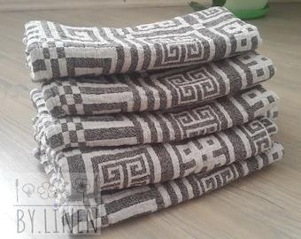 Linen Bath Towel, natural, eco-friendly, for bath