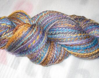 Handspun Yarn 100% Merino 15.5micron - 319yds
