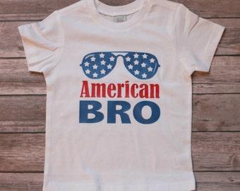 American Bro- July 4th Tee