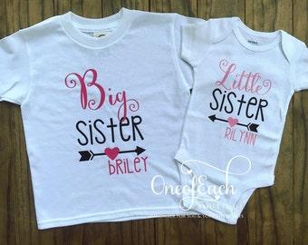 Big/Little Sister Set