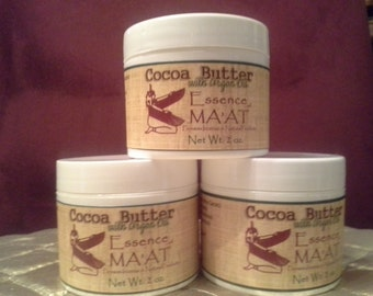 Cocoa Butter with Argan Oil