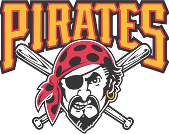 Pittsburgh Pirates MLB Decal/Sticker