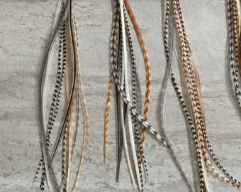Hair Feather Extension Kits