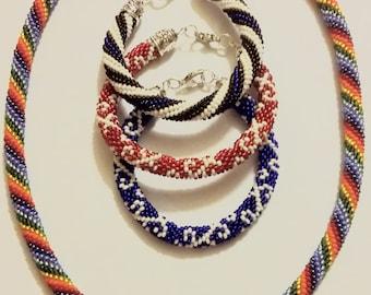 Braclete Chezck beads