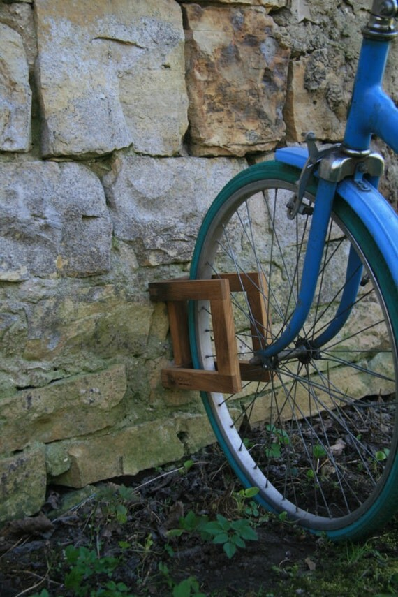 Wall Mounted Bicycle Holder
