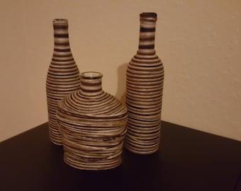 Vase or Bottle Make over (Sets of 3)
