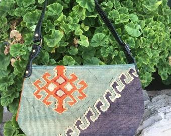 Shoulder Purse Handmade Kilim Bag
