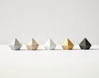 MINI Concrete Diamonds - Minimal Set
