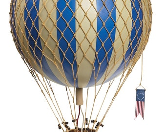 Hot air balloon 32 cm diameter
