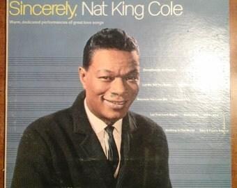 Nat King Cole Lp Etsy