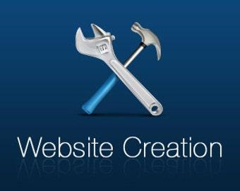 Website Creation CHEAP FAST!!