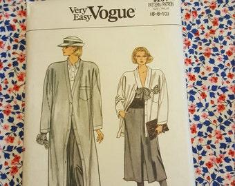1985 Vogue # 9201 size 6-8-10
