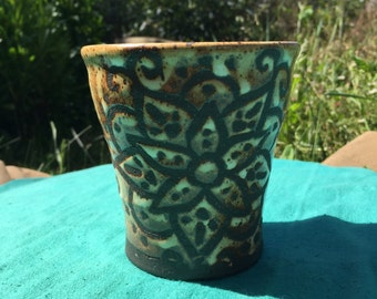 Flower Mandala Cup