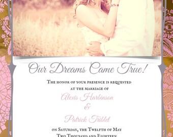 Fariytale Event Invitation