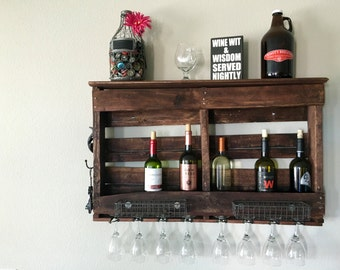 Wine Rack - Made To Order