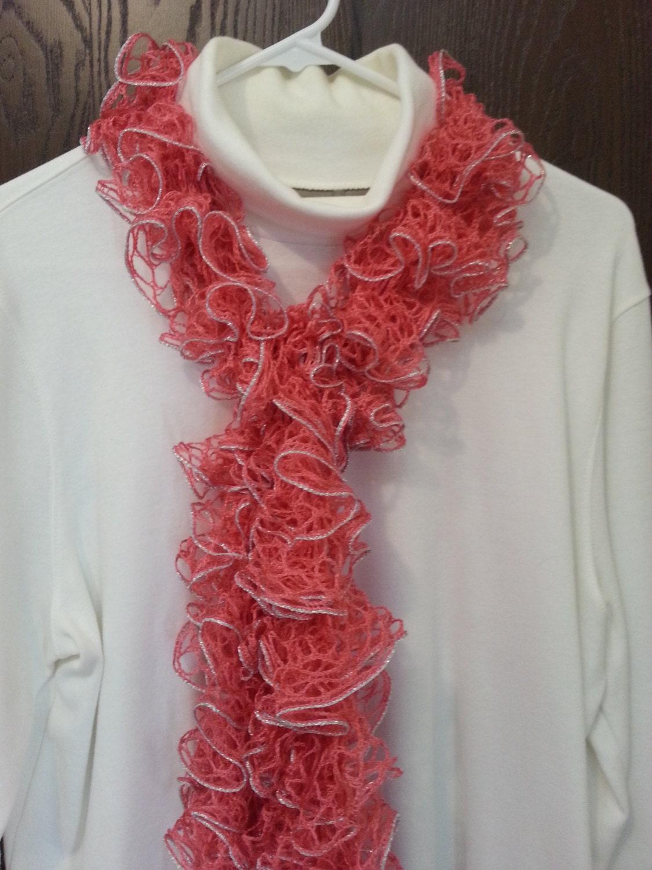 s scarves starbella yarn handmade by debsdoodadsshop