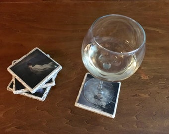 Fine Art or Fairy/Pixie Drink Coasters