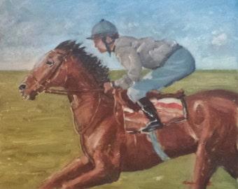 The Race Horse