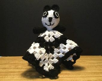 Panda Love Blanket