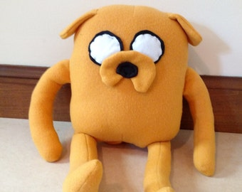 Jake the Dog Plush