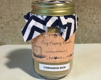 Cinnamon Bun 16 oz candle