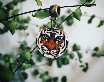 Spirit Animal Totem Pendant - handmade