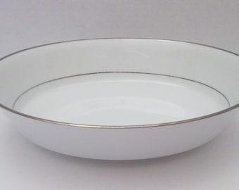 Noritake Oval Vegetable Bowl