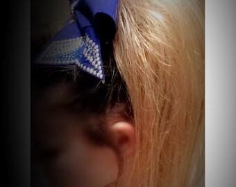 """14"""" Punk Pony 100% Human Hair Cheer Hair Piece"""