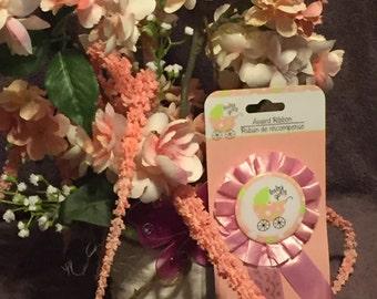 It's a girl flower arrangement. #216