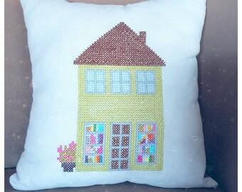 Pillow green house