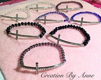 Bracelets beads swarowski