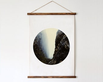 Rocks Photo, Rocks Poster, Landscape Poster, Abstract Photo, Minimalist Poster, Digital Art, Downloadable Artwork