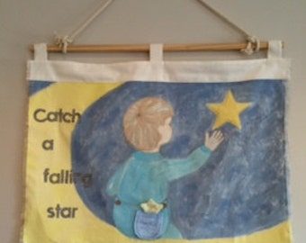 Wall Hanging - Catch a Falling Star