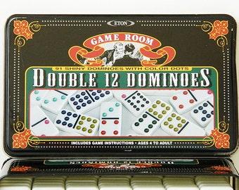 ETON Double 12 Dominoes Set
