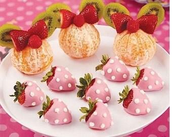 Disney fruit tray