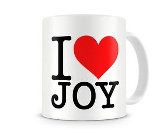 I Love Joy